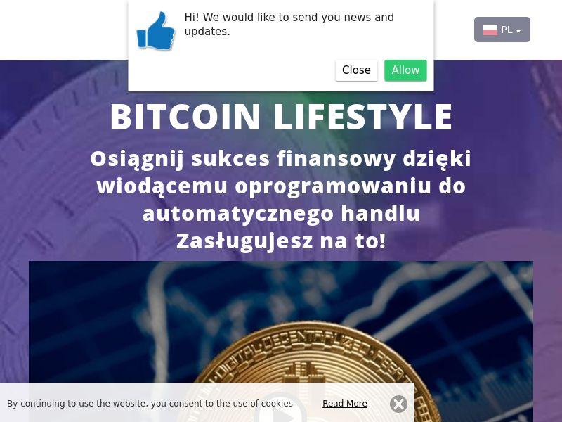 Bitcoin lifestyle Polish 3872