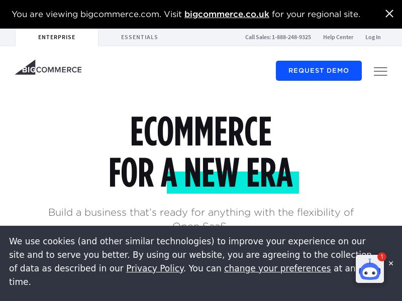 Bigcommerce - Create Your Ecommerce Site | US
