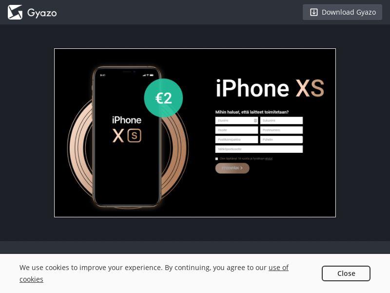 PerfectCV iPhoneXS v4 FI | CC Sub
