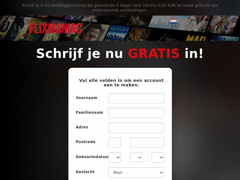 Flixmaniac (2) - BE