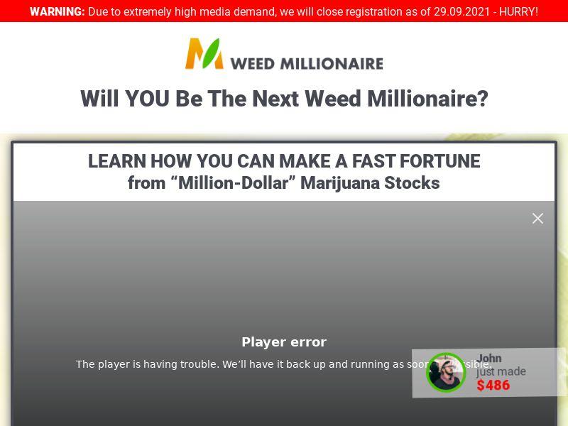 Weedmillionaire CPA EN