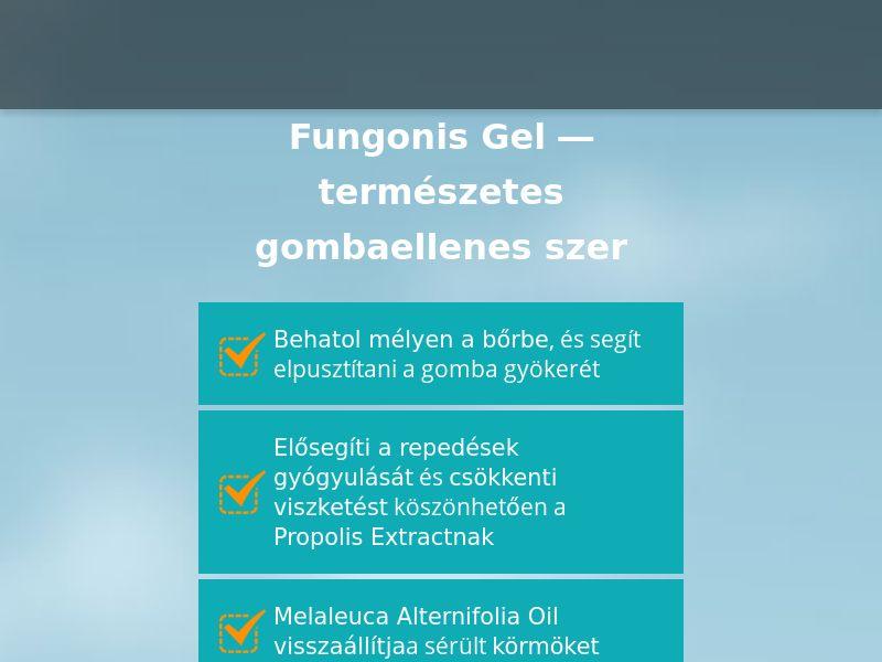Fungonis Gel - COD - [LT]