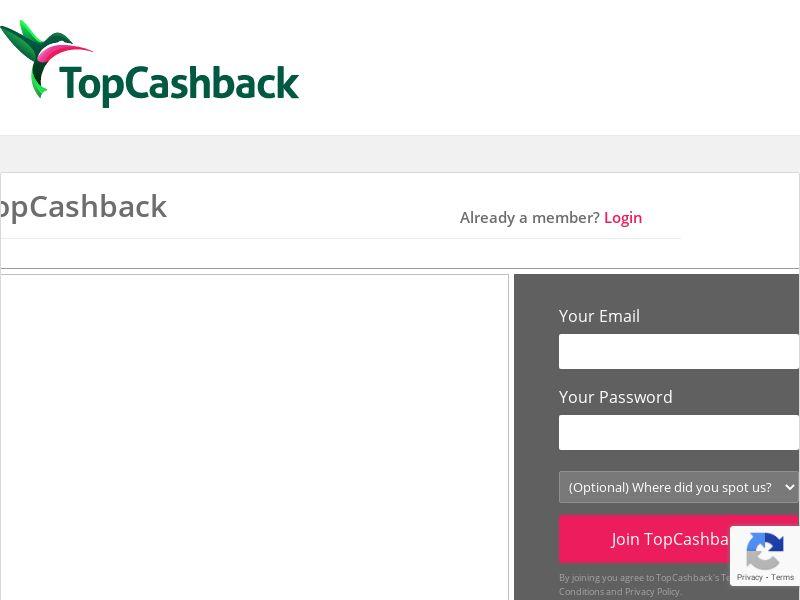 TopCashback - Browser Extension - Make Saving Money Easy US & CA