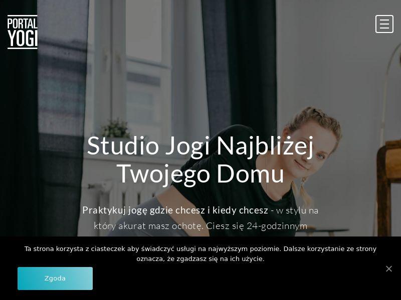 Portal Yogi - PL (PL), [CPA], Sport & Hobby, Sell
