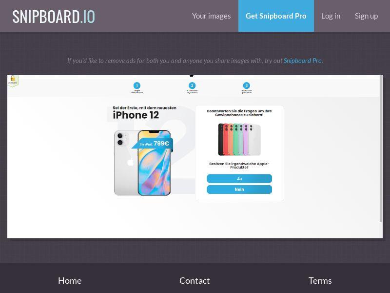 37988 - DE - WildLeads - iPhone 12 - SOI