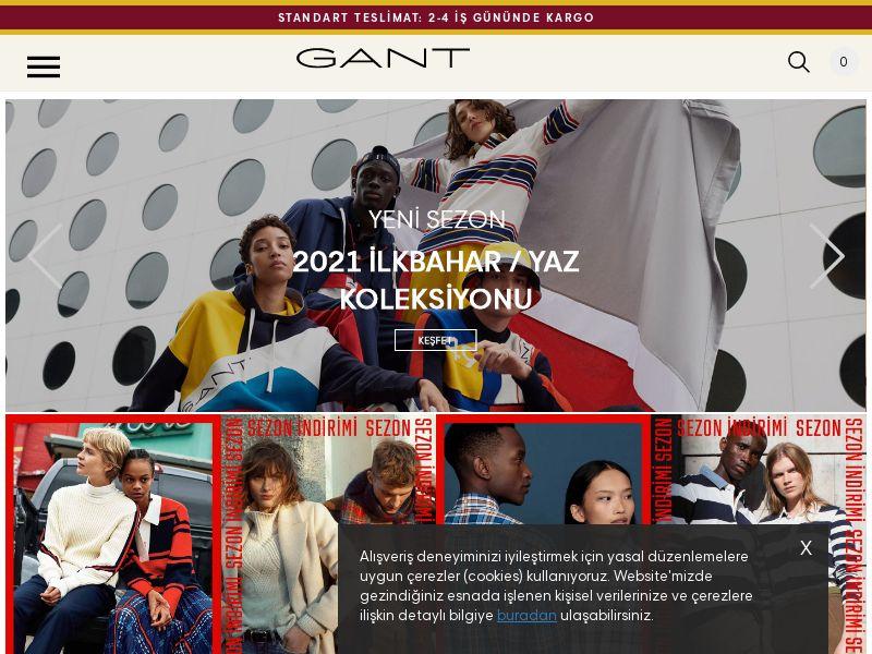 Gant [CPS]