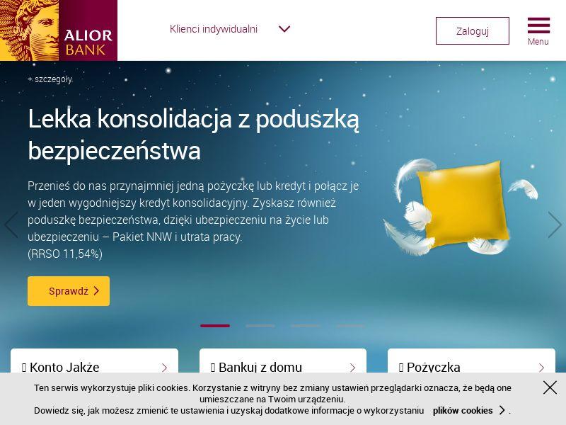 Alior Bank - Pożyczka z Mikrokosztami - PL (PL), [CPS], Business, Loans, Long term loans, Loan Approval, loan, money, credit