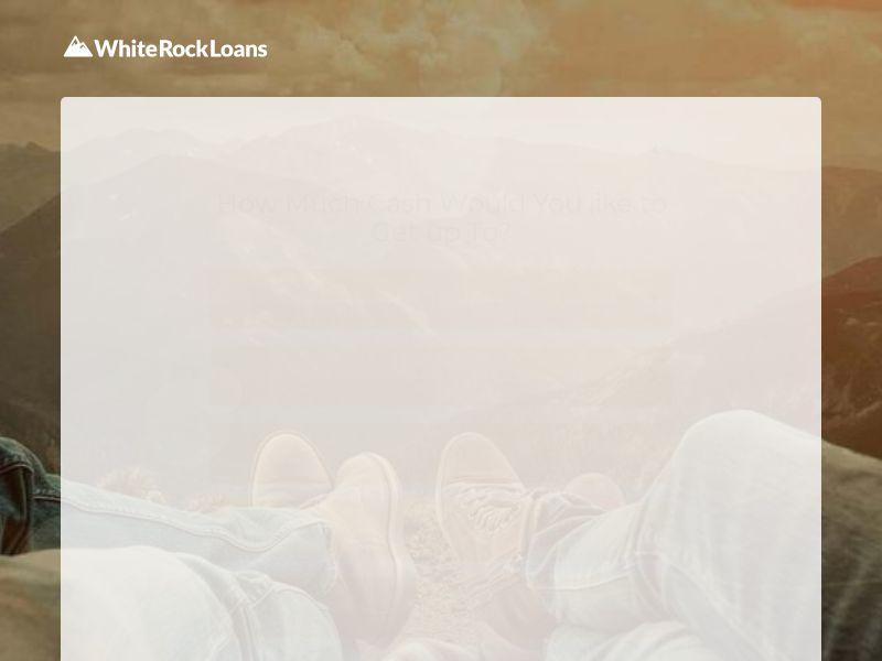 White Rock Loans - RevShare