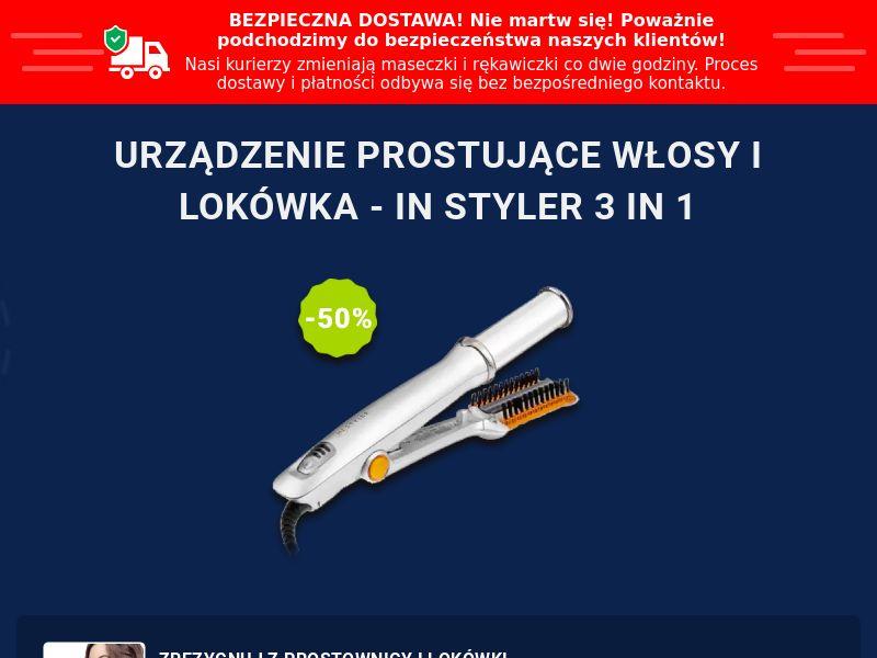 In Styler 3 in 1 - PL (PL), [COD]