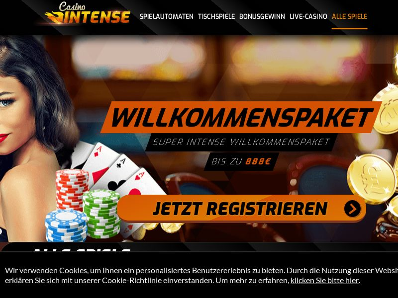 Casino Intense (DE) (CPS) (Personal Approval)