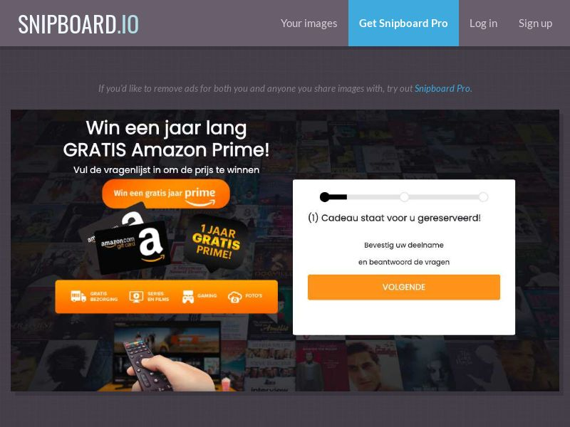 37508 - NL - WinAds - Amazon Prime - SOI