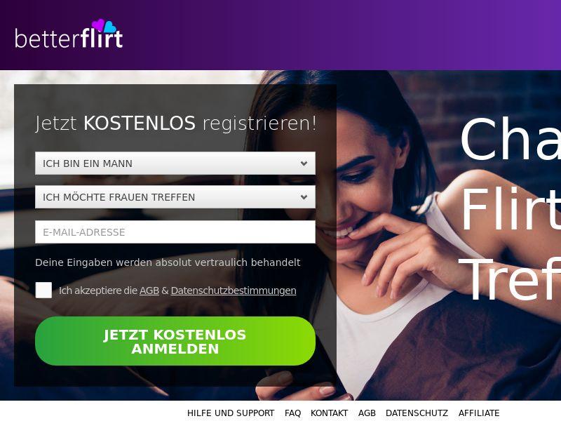BetterFlirt (DE) (CPL) (Desktop) (Personal Approval)