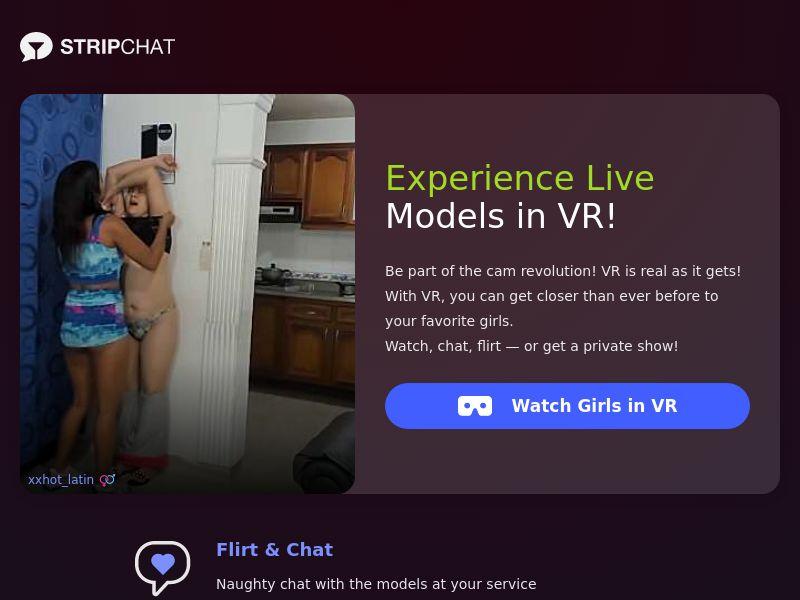 Stripchat VR CPL Multigeo [DOI]
