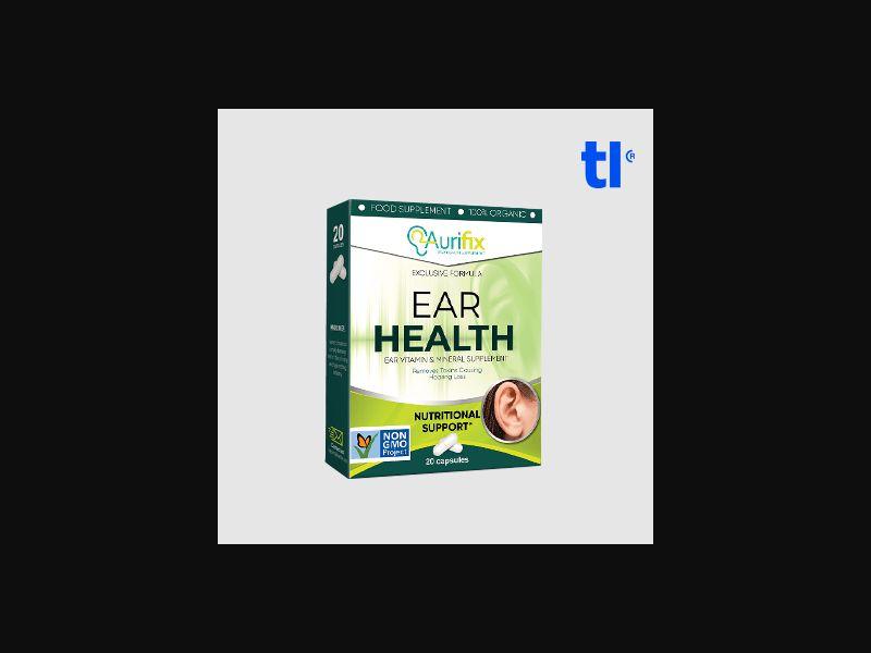 Aurifix - Health - CPA - COD - Nutra