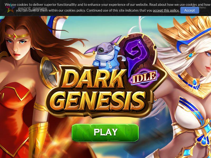 Dark Genesis [SOI] EN + Many GEOs