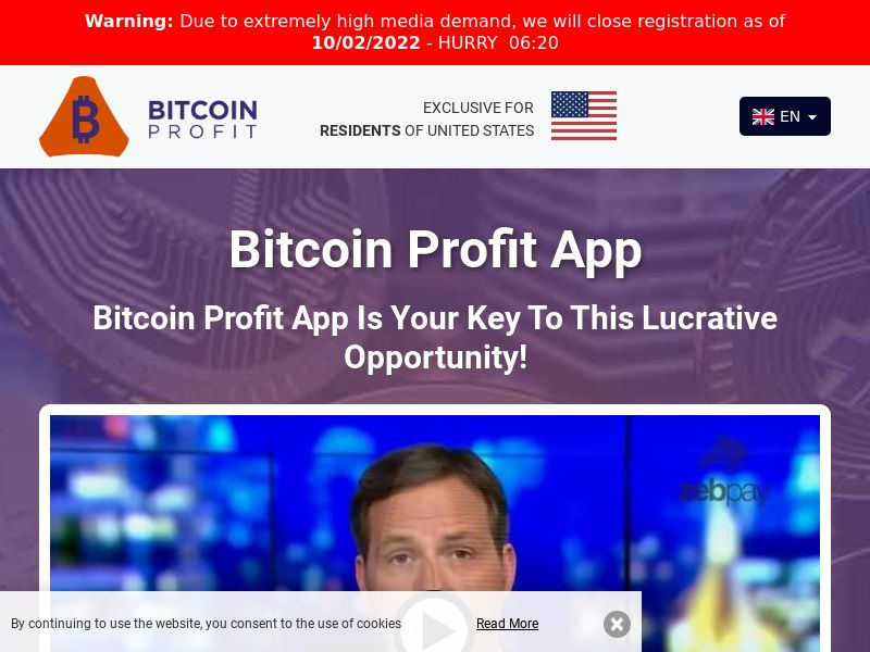 Bitcoin profit English 949