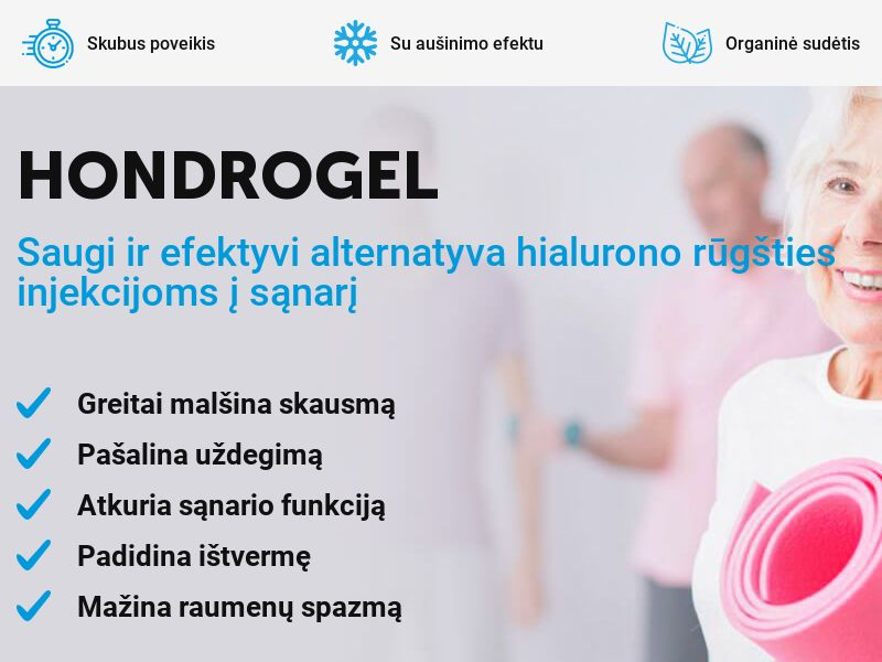 HondroGel LT - arthritis product