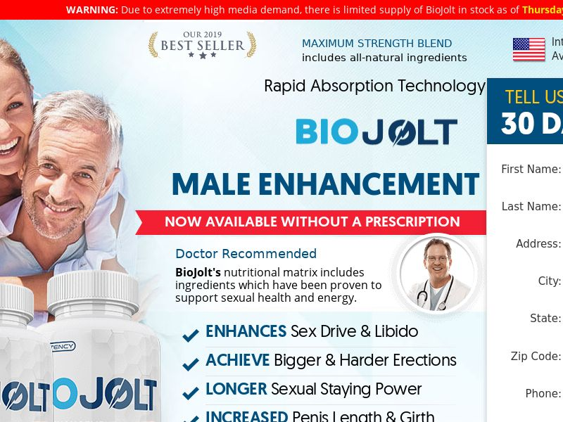 BioJolt [US]|PPT|Responsive