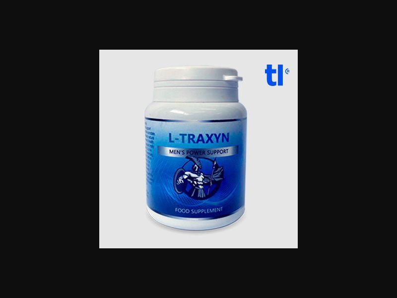 L-traxyn - health - CPA - COD - Nutra