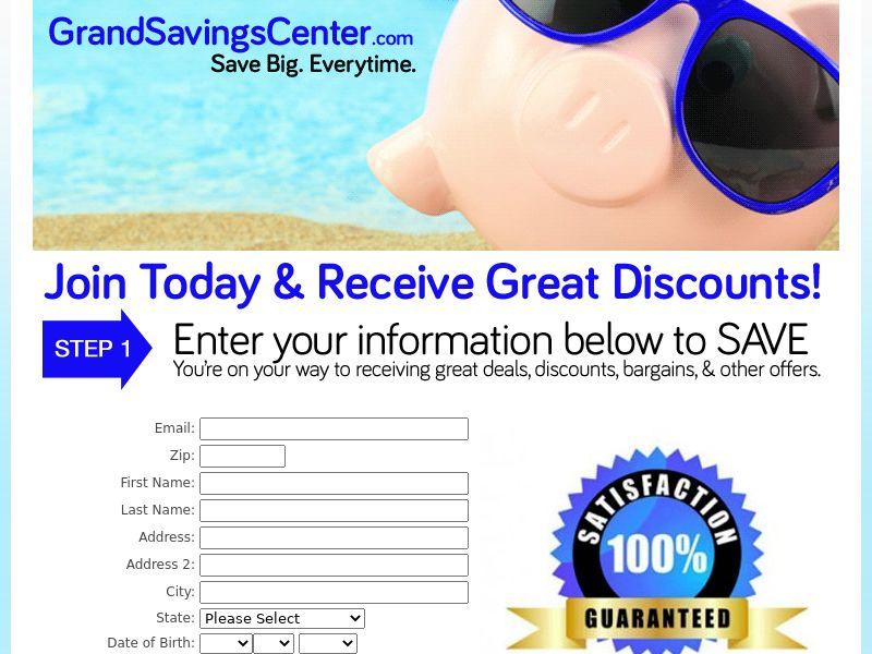 Grand Savings Center iPhone 12