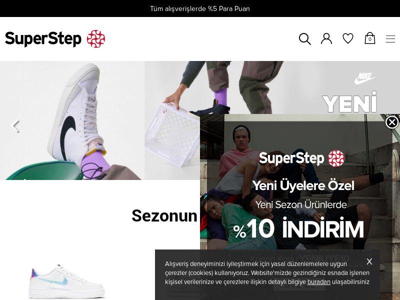 Super Step [CPS]