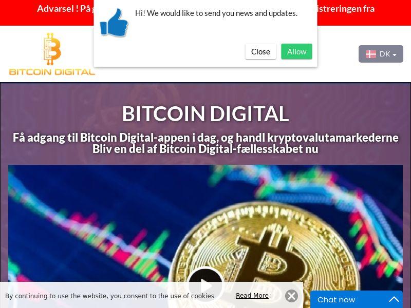 Bitcoin Digital Danish 4072