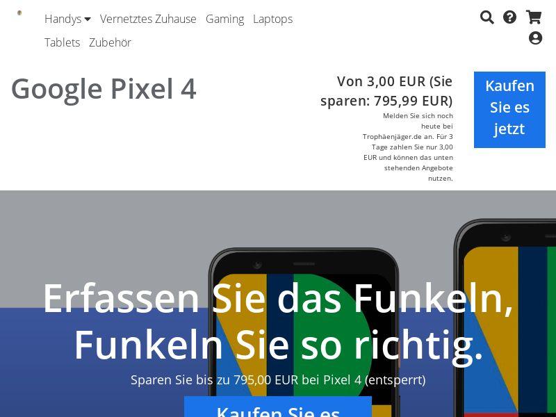Google Pixel 4 - DE