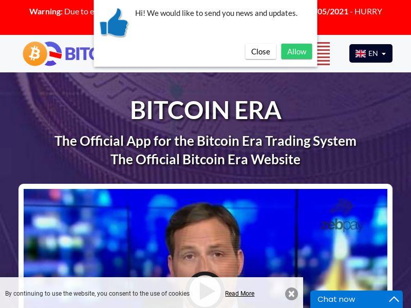 Bitcoin Era - GB (GB), [CPA]