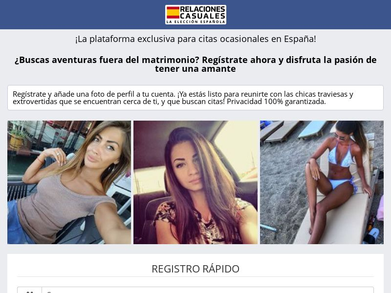 Casual Dating - SOI - Spain