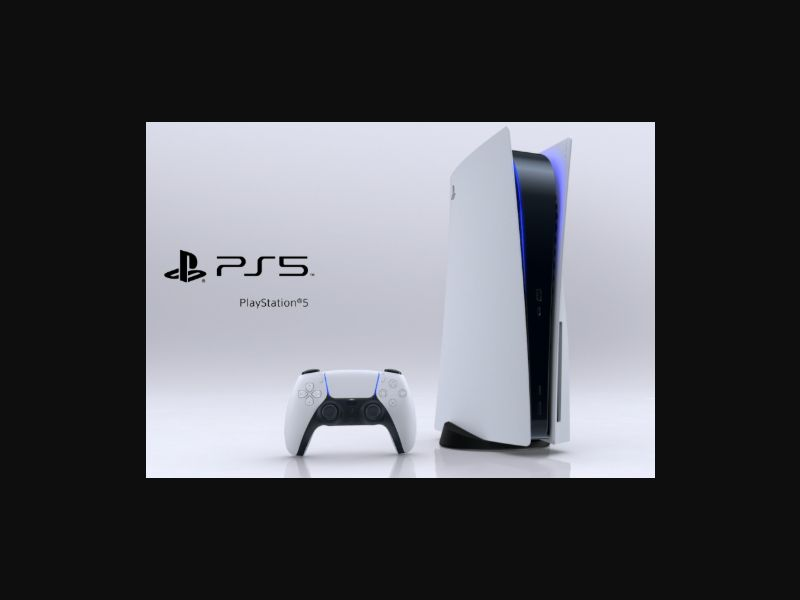 PS5 - MX - email Sweepstakes