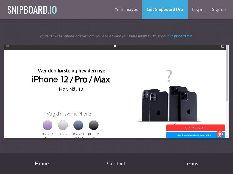38186 - NO - NectarContests - iPhone 12 (With Prelander) - SOI
