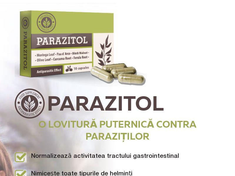 Parazitol RO - anti-parasite product