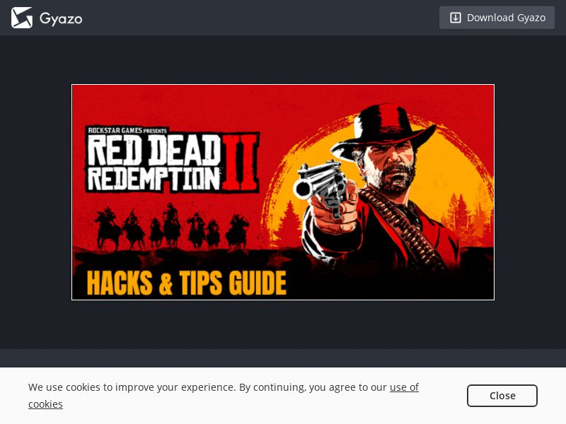 PGT1 Red Dead Redemption II PT | Click2SMS - Incent Permitted