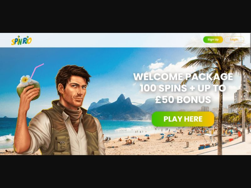 Spin Rio - Casino - SS - [UK]