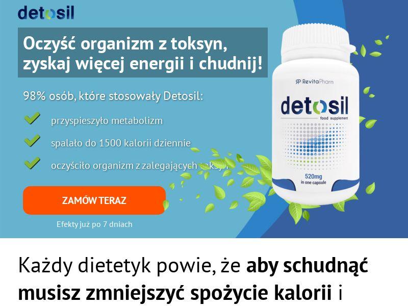 Detosil: Detox - CPL - Desktop & Mobile [ES]