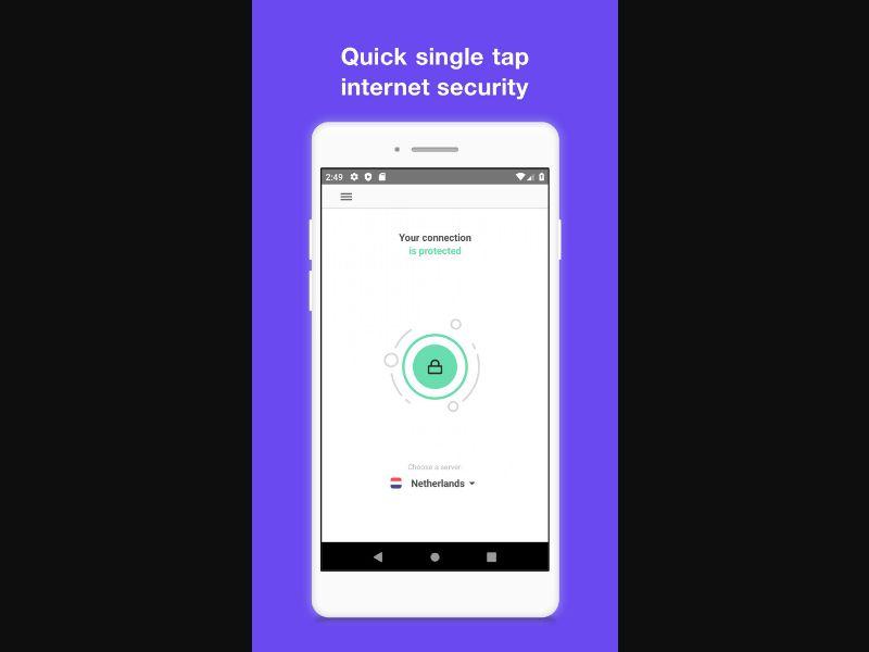 Trust VPN iOS [AE,RU] - Free trial