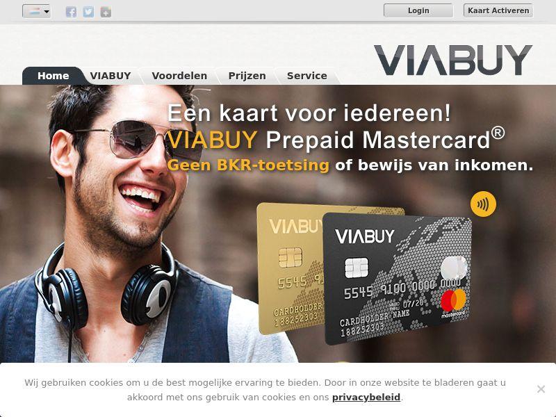 NL - Viabuy [CPA] - display - KPI