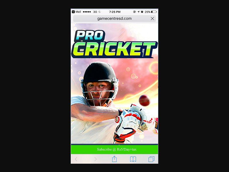 Pro Cricket (LK)