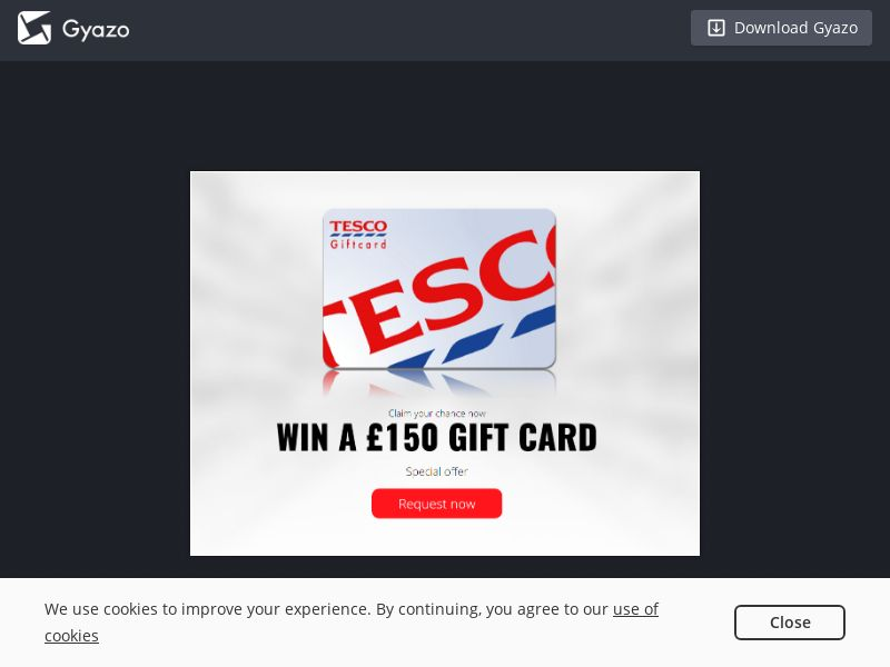 Thescretforyou - Tesco Giftcard (UK) (CPL) (Personal Approval)