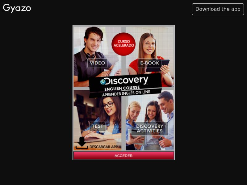 Best of English with Discovery (PY)