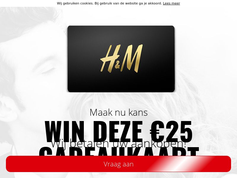 Win HM Voucher - BE