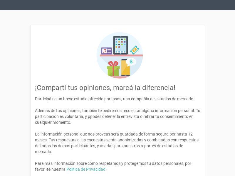 Livra Surveys - INCENT - AR