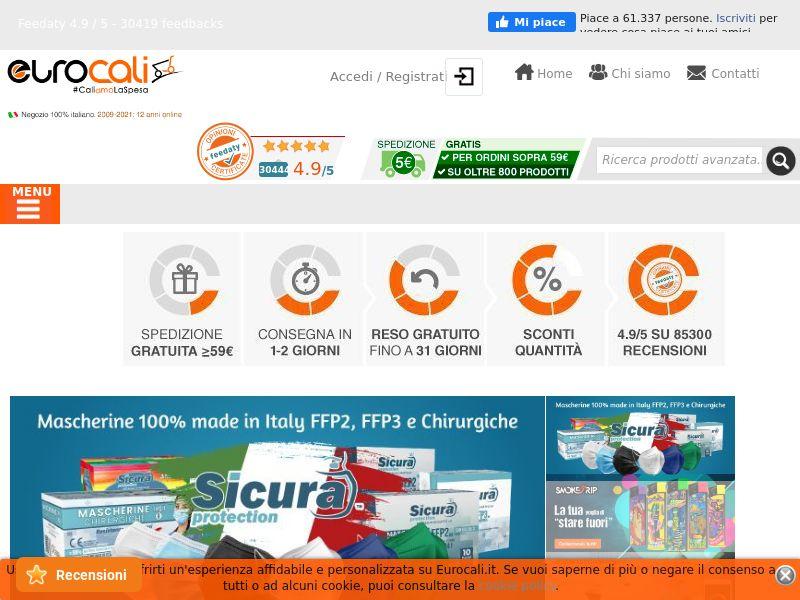 Eurocali - IT (IT), [CPS]