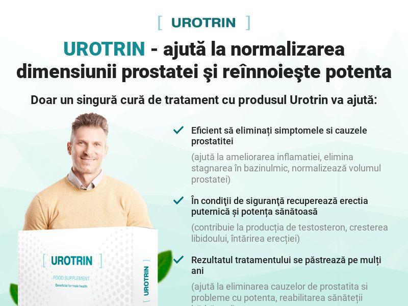 Urotrin RO - men's health treatment (new)