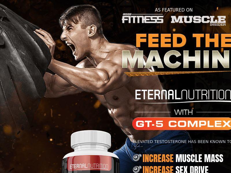 Eternal Nutrition Muscle SS - US