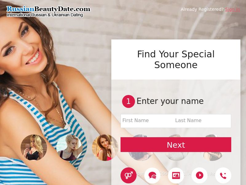 RussianBeautyDate [US,CA,FI,CH,SE,AU,UK,NO,DK,NZ] (Native,Social,Banner) - CPL {SubID Approval Required}