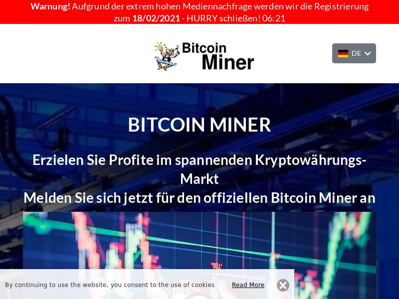 The Bitcoin Miner German 2261