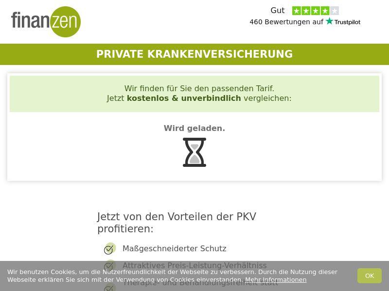 DE - PKV - Email Only