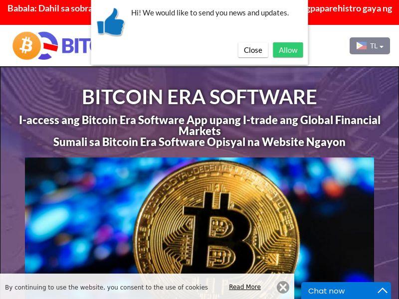 The Bitcoin Era Filipino 2386