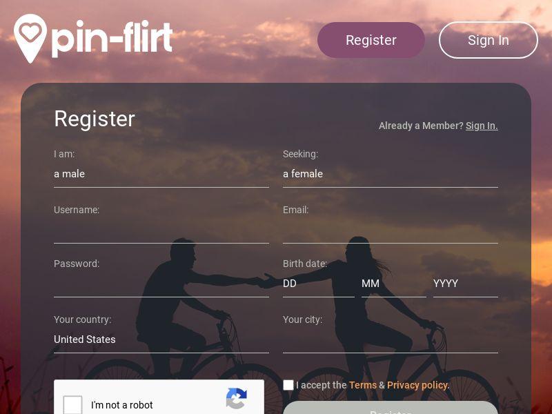 Pin-Flirt - ES (ES), [CPL]